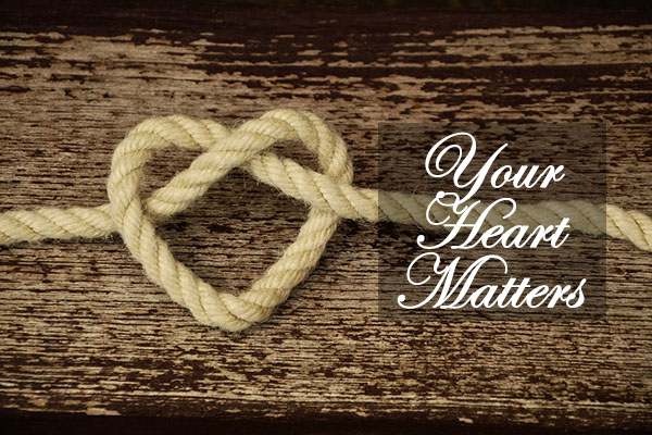 Your Heart Matters on Hope Springs Community Church.  A non-denominational church serving Severna Park, MD.