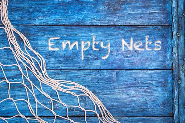 Empty Nets on Hope Springs Community Church.  A non-denominational church serving Severna Park, MD.