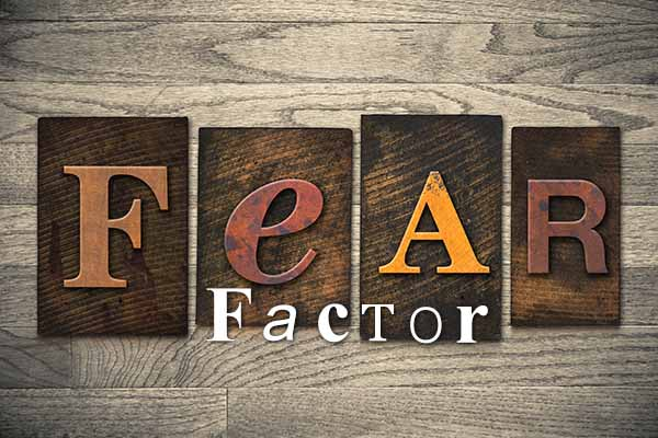 Fear Factor on Hope Springs Community Church.  A non-denominational church serving Severna Park, MD.