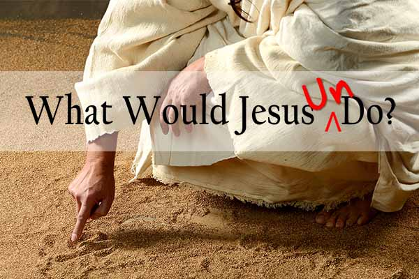 What Would Jesus Undo? on Hope Springs Community Church.  A non-denominational church serving Severna Park, MD.