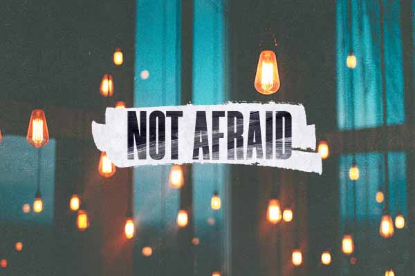 Not Afraid on Hope Springs Church.  A non-denominational church serving Severna Park, MD.