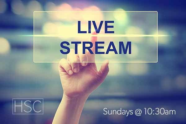 Live Stream on Hope Springs Church. Non-denominational. Severna Park, MD