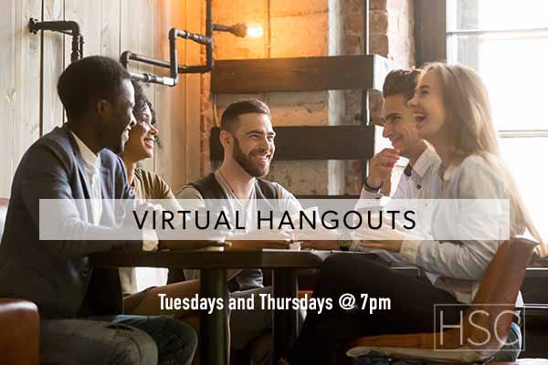 Virtual Hangouts! on Hope Springs Church