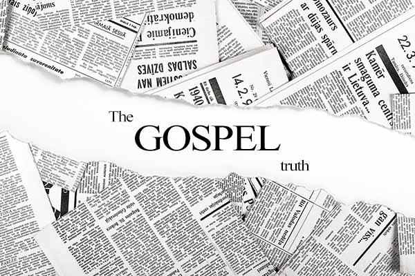 The Gospel Truth on Hope Springs Church.  A non-denominational church serving Severna Park, MD.