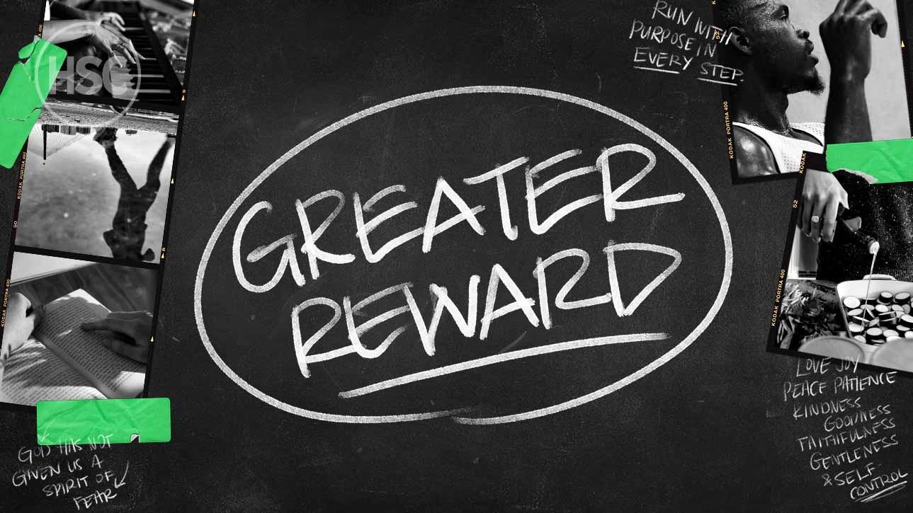 Greater Reward on Hope Springs Church.  A non-denominational church serving Severna Park, MD.